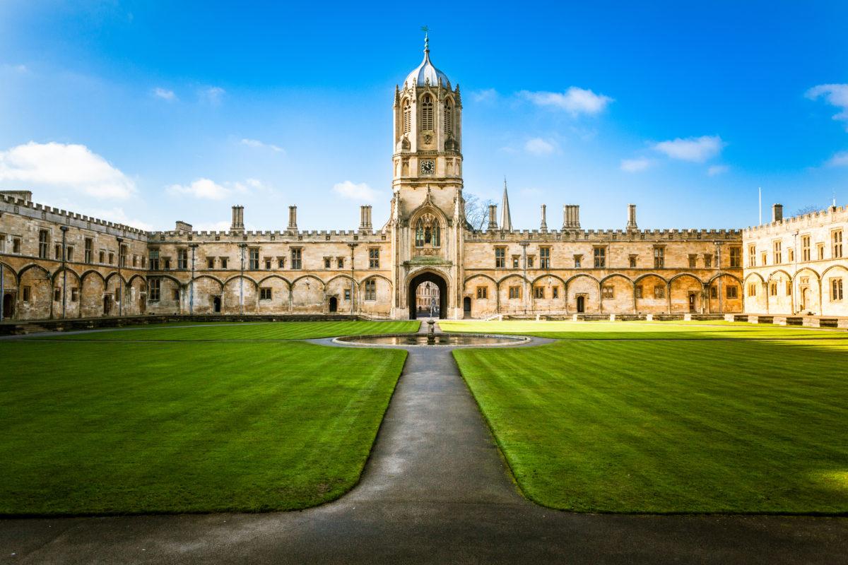 5 melhores universidades do mundo - Oxford