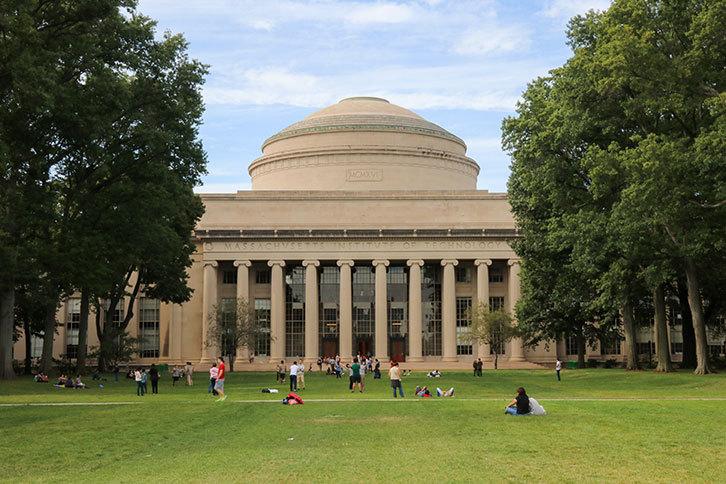 5 melhores universidades do mundo - MIT