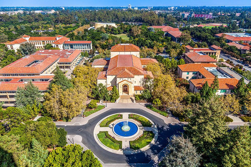 5 melhores universidades do mundo - Stanford