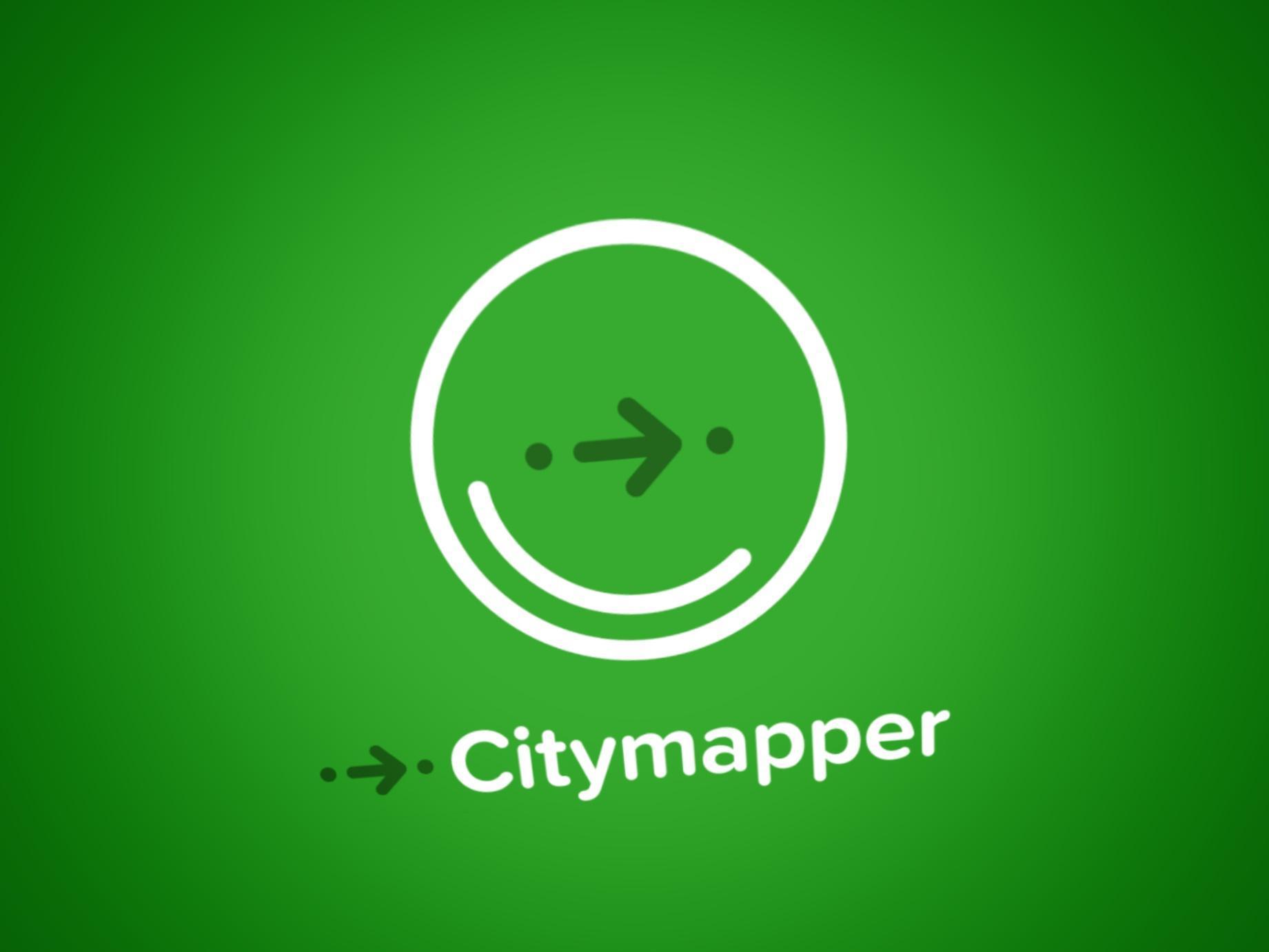 Aplicativos de Viagem - Citymapper