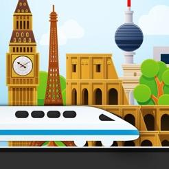 Aplicativos de Viagem - My Train Companion