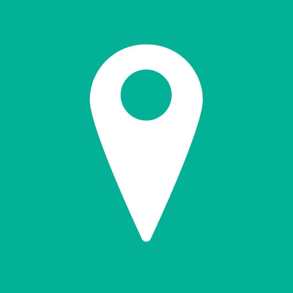 Aplicativos de Viagem - Pin Drop