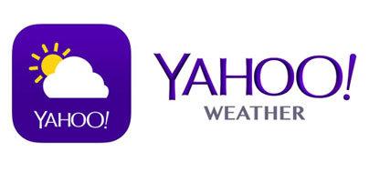 Aplicativos de Viagem - Yahoo Weather