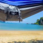 serac ultralight hammock with stuff sack