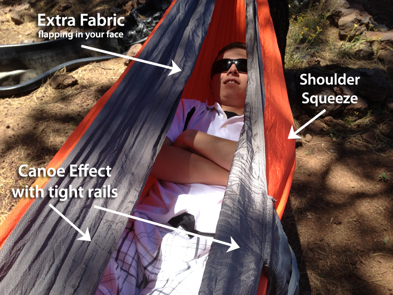 The Right Way To Lay In Your Hammock You Ve Been At It