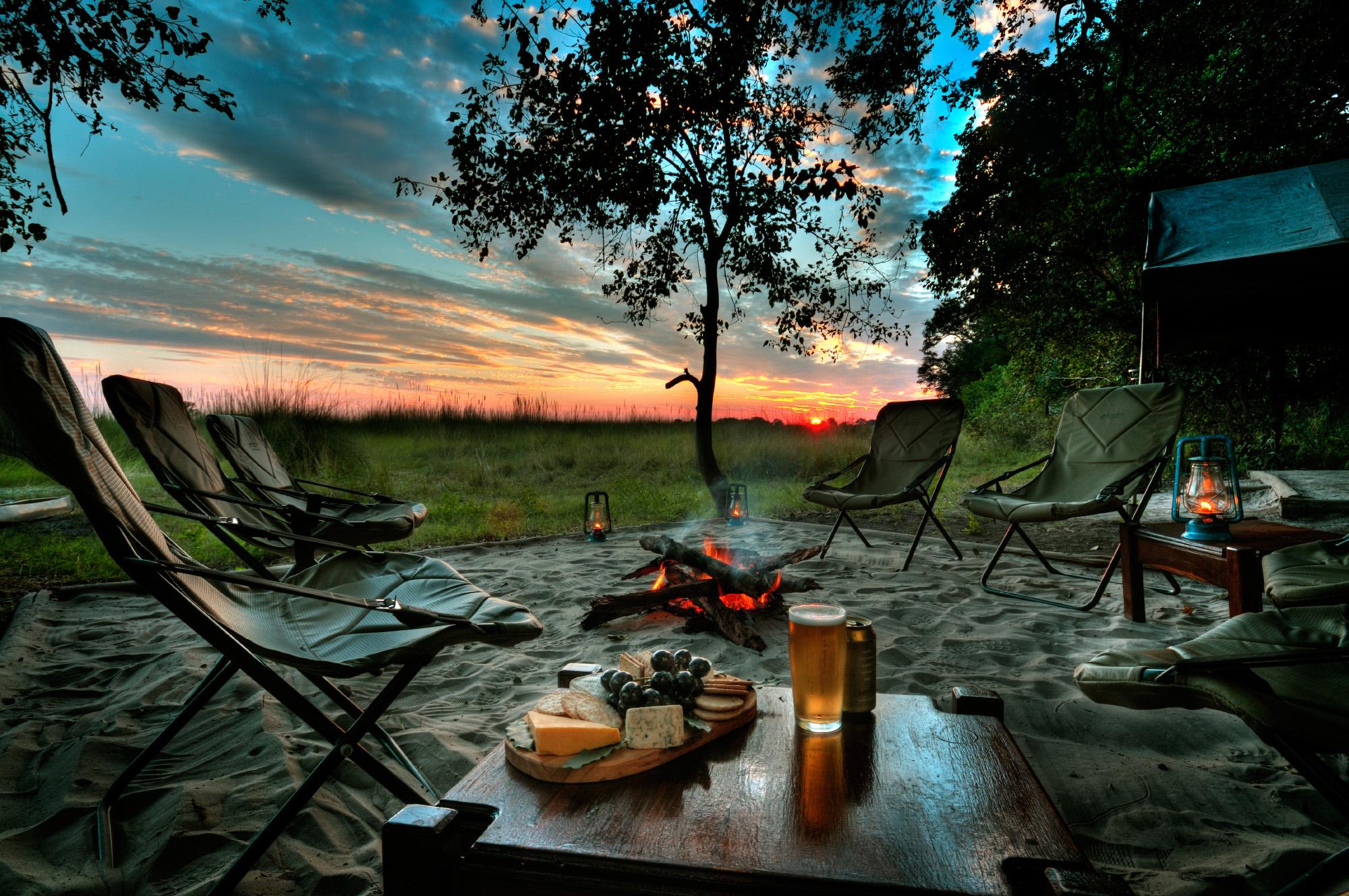 Small Kitchen Idea Summer Camping Hacks Serac Hammocks