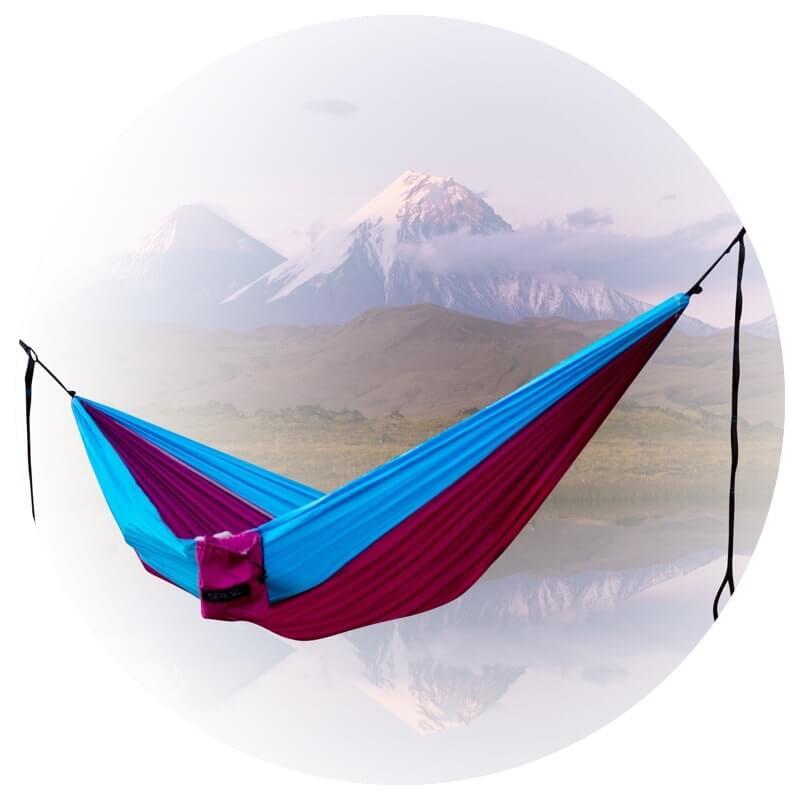 serac classic portable camping hammock store