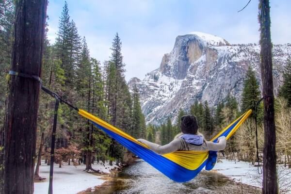 The Ultimate Beginner's Guide to Hammock Camping
