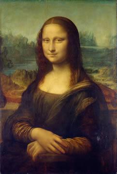 Mona Lisa is one of Leonardo's  most famous paintings.