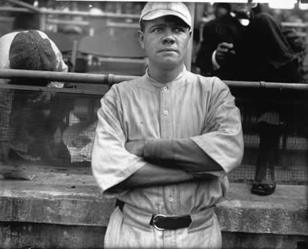"George ""Babe"" Ruth"
