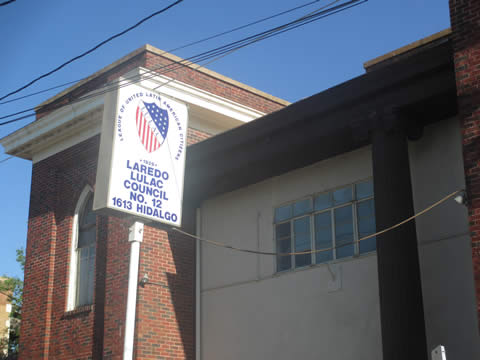 The LULAC Council in Laredo, Texas