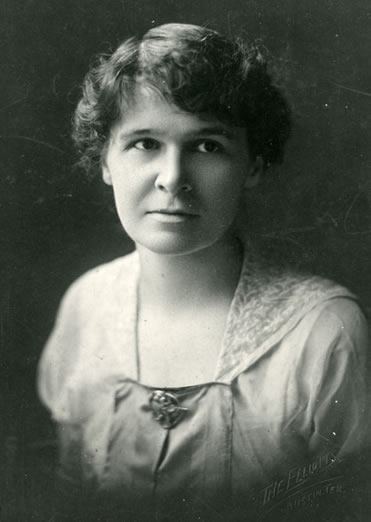 Jane McCallum, ca. 1900