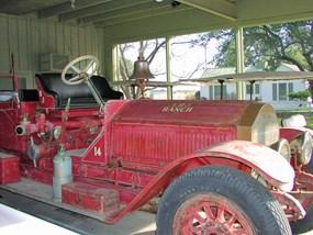1915 Fire Truck