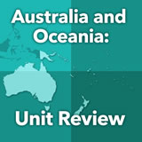 World Cultures Australia and the Pacific Unit Review
