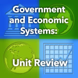 World Cultures Government and Economics Unit Review