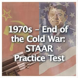 US History (11th) Contemporary America Contemporary America: STAAR Review II