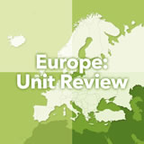 World Cultures Europe Unit Review I