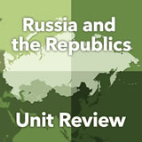 World Cultures Russia Unit Review