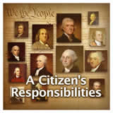 US History The U.S. Constitution A Citizen's Responsibilities