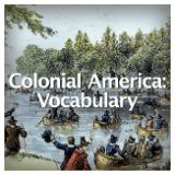 Social Studies American History Colonial America Colonial America: Vocabulary