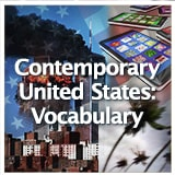 Social Studies American History Contemporary United States Contemporary United States: Vocabulary