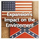 Social Studies American History Civil War Through 1900 Expansion's Impact on the Environment