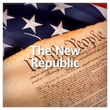 Social Studies American History Constitution and Government The New Republic