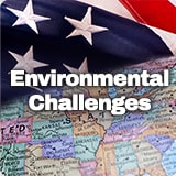 Civics Geography of the United States Environmental Challenges
