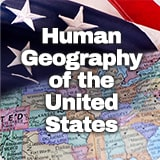 Civics Geography of the United States Human Geography of the United States