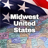 Civics Geography of the United States Midwest United States