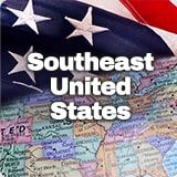 Civics Geography of the United States Southeast United States