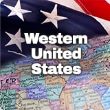 Civics Geography of the United States Western United States