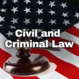 Civics The Judicial Branch: Justice and the Law Civil and Criminal Law