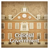 US History European Colonization Colonial Government