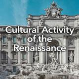 Social Studies Middle School Cultural Activity of the Renaissance