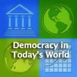 World Cultures Government and Economics Democracy in Today's World