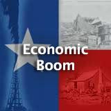 Texas History Economic Boom