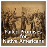 US History Reconstruction Era and the Western Frontier Failed Promises for Native Americans
