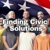 Civics Citizen Participation and Government Finding Civic Solutions