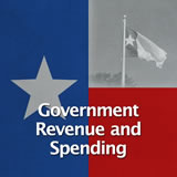 Texas History Conservatism and Contemporary Texas Government Revenue and Spending