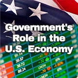 Civics The American Economy Government's Role in the U.S. Economy