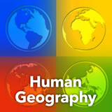 World Cultures Studying Geography Human Geography
