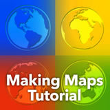 World Cultures Studying Geography Making Maps Tutorial