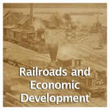 US History Reconstruction Era and the Western Frontier Railroads and Economic Development