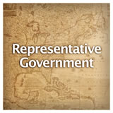 US History European Colonization Representative Government
