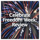 Celebrate Freedom Week Celebrate Freedom Week: Review