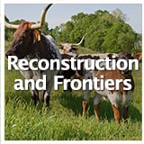 Reconstruction and Frontiers