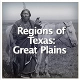 Texas Studies Texas Geography and Its Indigenous People Regions of Texas: Great Plains