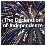 Celebrate Freedom Week The Declaration of Independence