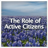 Texas Studies Texas Culture The Role of Active Citizens